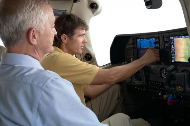 Cessna 182 G1000
